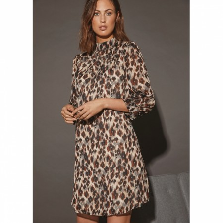Joelle Dress Autumn Spot