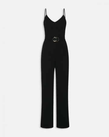 Sisters Point - Sort jumpsuit