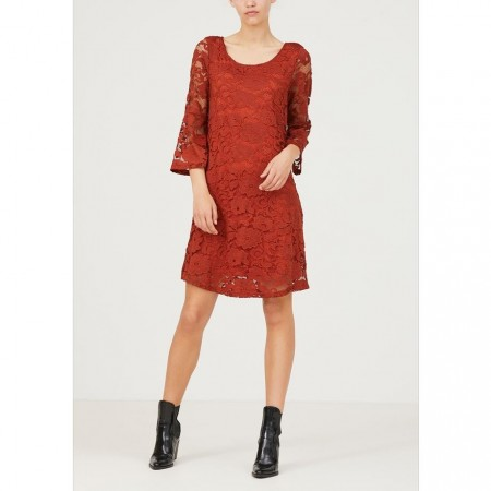 Isay Rød Kjoler Selma Lace Dress