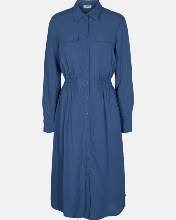 Caddy Beach LS Shirt Dress