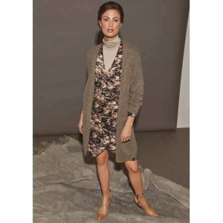 Kalla Wrap Dress Autumn Mood